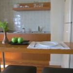 Kitchenette, studio suite